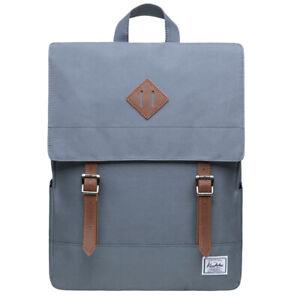 3bd4f5b80f3fe Image is loading KAUKKO-14-039-Stylish-School-Bookbag-College-Student-