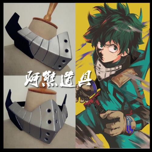 My Boku no Hero Academia Midoriya Izuku Cosplay Mask Costume Prop Maskque EVA