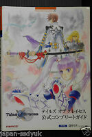 Tales of Graces Official Complete Guide 2010 Japan book