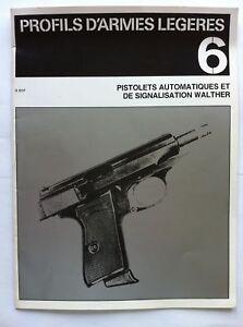 PROFILS-D-039-ARMES-LEGERES-N-6-PISTOLETS-AUTOMATIQUES-ILLUSTRE