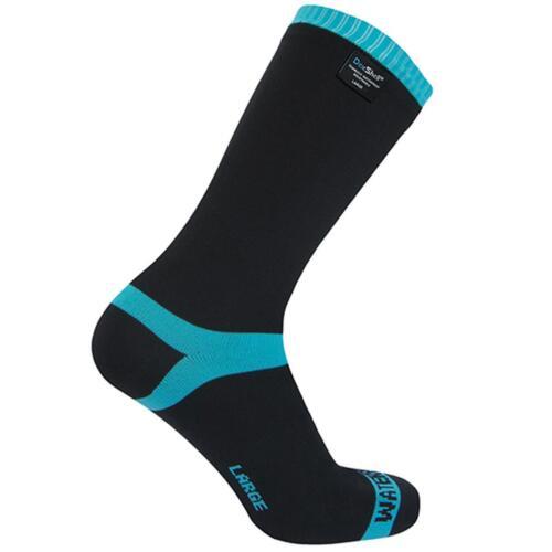 Dexshell Men Women Mid Calf Waterproof Coolvent SocksPadded From Toe To Heel