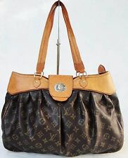 Louis Vuitton Monogram Canvas Boetie MM Monogram Tote Handbag Serial No. TH0077