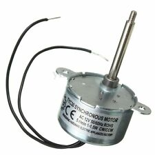 TYC 30 AC 12V 50/60Hz Synchronous Motor Mot 5RPM CW/CCW 1-1.5W For LED Decor