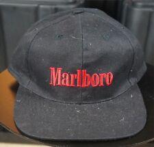 item 2 Rare Vintage MARLBORO Adjustable Strap Hat Cap 90s Cigarette Smoking  Retro Black -Rare Vintage MARLBORO Adjustable Strap Hat Cap 90s Cigarette  ... c3056c760b4