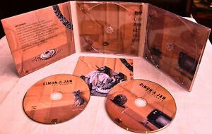 SIMON & JAN Ach Mensch CD & DvD Neuwertig DIGIPAK Aktuelles ALBUM Comedy VOCAL!!