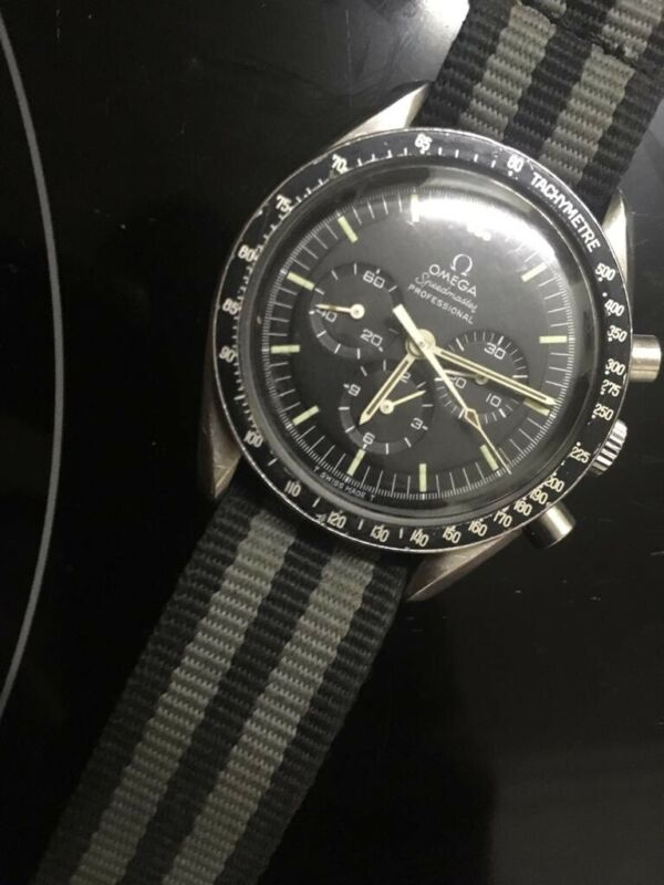 Buyer for vintage speed master watches