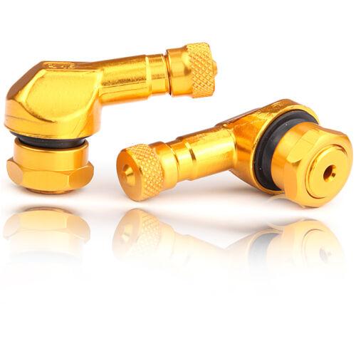 valve coudée tire valve 2x WINKELVENTIL für BMW R1200C R1200CL CRUISER MONTAUK