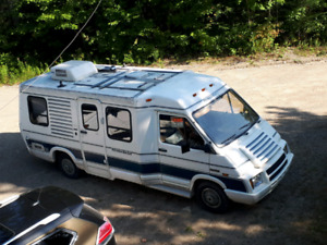 Lesharo Le Sharo diesel turbo winnebago comme rialta / westfalia