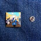 Oasis Definitely Maybe Pin Badge By Dan Wilson Brit Pop 90s Liam Noel Gallagher