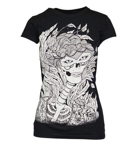 IRON FIST LADY OF THE LAKE LADIES T SHIRT