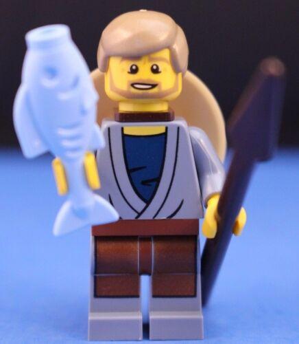 LEGO® NINJAGO™ CITY 70620 set KONRAD™ Minifigure 100/% LEGO Fish /& more!