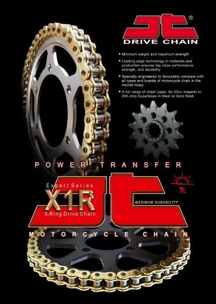 Chains and Sprockets