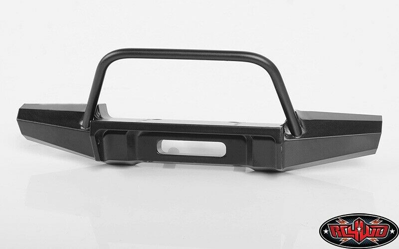 RC4WD Metal Front Winch Bumper for Traxxas TRX-4 RC4Z-S0543