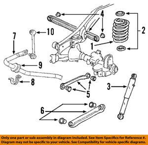 gm oem rear suspension coil spring 25783732 ebayimage is loading gm oem rear suspension coil spring 25783732