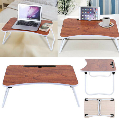 Notebooktisch Laptoptisch Betttisch Beistelltisch Schreibtisch Betttablett LIV