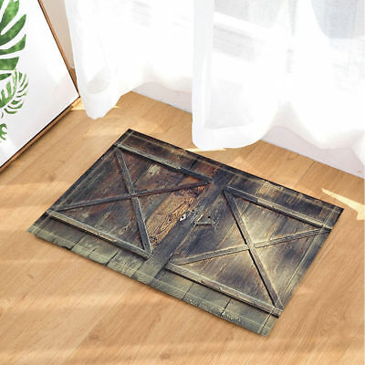 Universe Nebula Space Galaxy Stars Non Slip Bath Mat Floor Rug Door Mat 40*60 cm