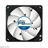 Arctic Cooling 80mm Pwm Computer Fan Model F8pwm