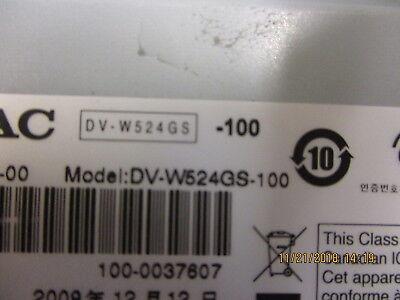 DV-W524GS-100 TEAC RW DUAL LAYER SATA BURNER DRIVE BRAND NEW!