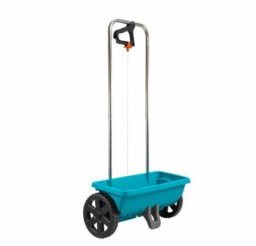 Gardena Lawn & Garden Spreader Size L 25 Year Warranty 432-20 New & Sealed
