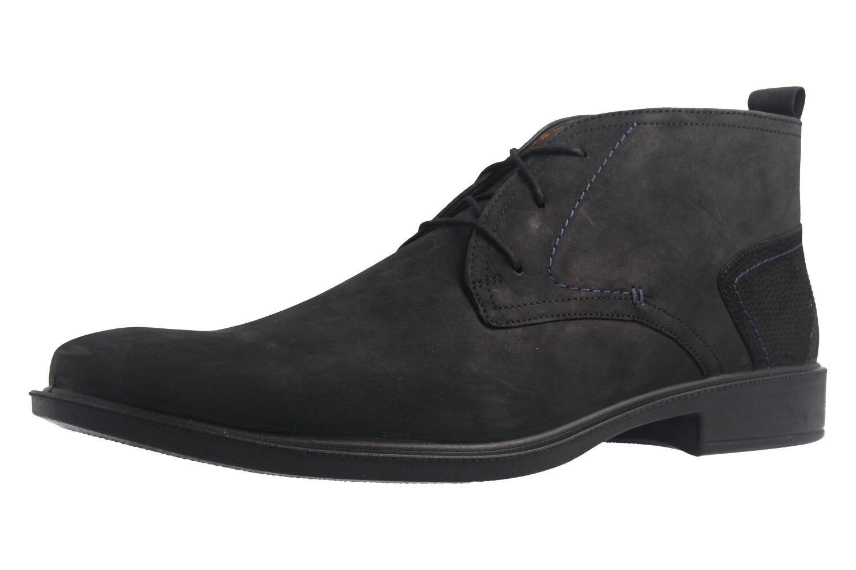 Jomos botas en talla extragrande grandes zapatos caballero negro XXL