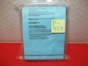 3 BRAND NEW FABREZE UPRIGHT VACUUM CLEANER BAGS IN SEALED FACTORY PKG. SEE PICS.