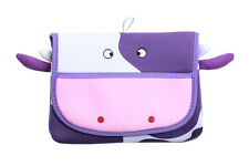 """Buhbo's CoCo the Cow Foam Case Cover for Nabi Jr. 5"""" Children's Tablet - Purple"""