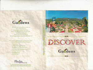 NSW-Discover-Hunter-Valley-Gardens-DVD-2008-R4-PAL-NEW-NOT-SEALED-FREE-POST