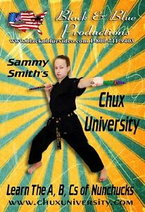 Sammy-Smith-039-s-Chux-University-Learn-the-A-B-Cs-of-Nunchucks-Instructional-DVD