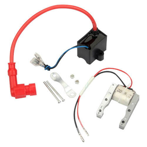 High Performance CDI Ignition Coil Magneto for 50-80cc Engine Motorized Bicycle