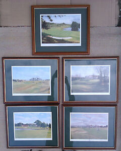 GOLFING-PRINTS-BY-GRAEME-W-BAXTER-SIGNED-PRINTS