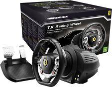 Thrustmaster TX Racing Wheel Ferrari 458 Italia Edition (Xbox One, PC, New)