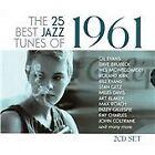 Various Artists - 25 Best Jazz Tunes of 1961 (2013)