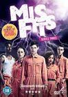 Misfits Series 3 6867441043591 DVD Region 2