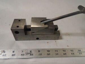 MACHINIST-TOOLS-LATHE-MILL-Machinist-Tool-Makers-1-7-8-034-Grinding-Vise