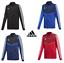Adidas-Boys-Junior-Kids-Tiro-19-Zip-Tracksuit-Top-Jacket-Jumper-Sweatshirt thumbnail 1