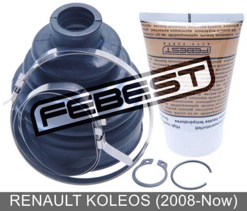 2008-Now Boot Inner Cv Joint Kit 61X80X17 For Renault Koleos