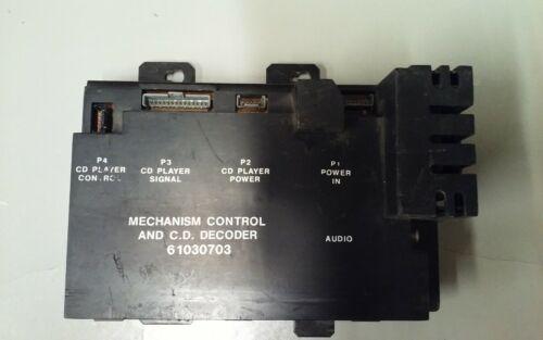 ROWE//AMI MECHANISM CONTROL AND CD DECODER BOARD 61030703