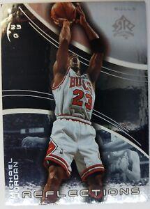 2003-03-04-UD-Triple-Dimension-Reflections-Michael-Jordan-5-Premium-Foil-MJ