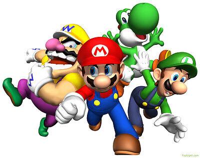 Super Mario Plushes
