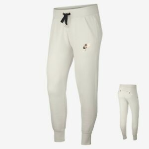 Air M Avorio Con Pantaloni Pile Bianco Phantom Elastico Donna Nike Metallizzato dXHdA