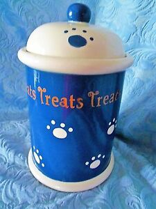Puppy Dog Cookie Treat Jar