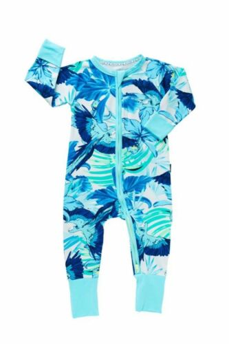 BONDS ZIP WONDERSUIT Rainbow Lorikeet BNWT SZ 2 FREE POST E45,E50