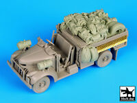 Black Dog 1:72 British Chevrolet 30 Cwt Accessories Set T72039 on sale