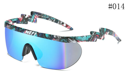 40/% OFF today Neff Brodie Riff Raff New Sunglasses Astroshadez Designer Mirror