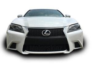 2013 2014 2015 Lexus GS 350 F Sport Bumper Fascia Blackout Decal