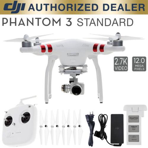 DJI-Phantom-3-Standard-Quadcopter-Drone-2-7k-Camera-3-Axis-Gimbal