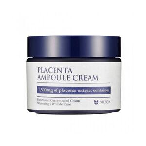 Mizon-Placenta-Ampoule-Cream-1-69fl-oz-50ml-Free-USA-Shipping