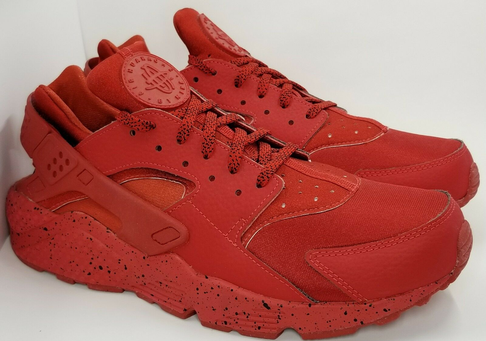 nike air rouge huarache id l'octobre rouge air taille 10 777330-982 131d52
