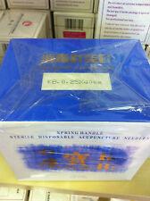 """HBW #30x2""""(0.30mmx50mm) bulk acupuncture needle 1000 pcs"""