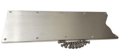 LSX Valley Cover Plate Knock Sensor Delete Carb Swap USA LS1 LS6 LQ4 LQ9 #14036A